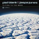 piet blank & jaspa jones - flying to the moon CD 1998 kontor groovilicious 10 tracks used