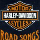 Harley-Davidson Cycles - Road Songs CD 2-discs 1994 right stuff used mint