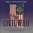 the civil war - the complete work - frank wildhorn et al CD 2-discs 1998 atlantic used