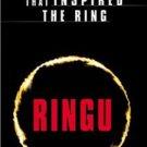 ringu - Nanako Matsushima Miki Nakatani Hideo Nakata Director DVD 2003 dreamworks used