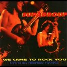 supagroup - we came to rock you CD 1998 1999 prison planet 12 tracks used mint