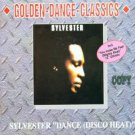 sylvester - dance (disco heat) CD single zyx germany 2 tracks used mint