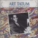 art tatum - solos 1937 & classic piano solos CD 1988 forlane 20 tracks used mint