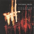 tangerine dream - pergamon live at palast der repbulik GDR CD 1996 castle usa used