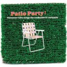 patio party! summertime songs for cookouts & cocktails - various artists CD 2009 universal