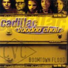 cadillac voodoo choir - boomtown flood CD 1998 matchbox used mint