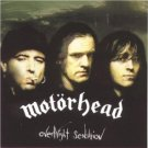 motorhead - overnight sensation CD 1996 CMC international 11 tracks used mint