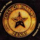 rolling stones - texas rangers CD 2-discs cham 2-9400 25 tracks used mint