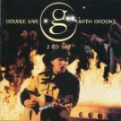 garth brooks - double live #5 limited commemorative HDCD 2-discs 1998 pearl used mint