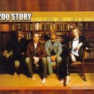 zoo story - limited edition ep CD 2002 3.33 music group 5 tracks used mint