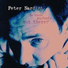 peter nardini - is there anybody out there? CD 2000 temple 18 tracks used mint