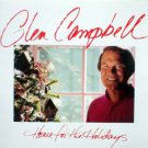 glen campbell - home for the holidays CD 1993 new haven 10 tracks used mint