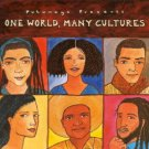 putumayo presents one world many cultures CD 2006 used mint