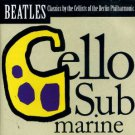 cello submarine - beatles classics by the cellists of Berlin Phil CD 1995 teldec BMG Dir used mint