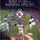 boston red sox - 100 years of baseball history 1901 - 2001 DVD 2001 repnet 210 minutes used mint