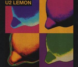 u2 - lemon CD 4-track single 1993 polygram australia island used mint
