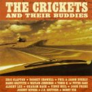 the crikets and their buddies - rodney crowell et al CD 2004 sovereign artists 15 tracks used mint