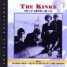 the kinks - tired of waiting for you CD 1995 rhino 10 tracks used mint