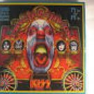 psycho-circus - kiss 500 piece jigsaw puzzle 1990 kiss catalog limited sunsout new factory sealed