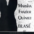 marsha frazier quintet - blase CD 1990 jazz heritage 8 tracks used mint