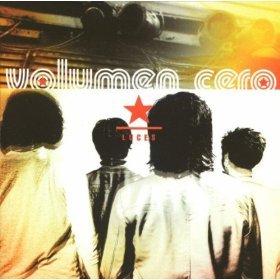 volumen cero - luces CD 2002 warner latina 10 tracks used