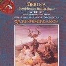 Berlioz - Symphonie Fantastique + Ouvertures - Temirkanov & Royal Philharmonic Orch CD 1992 RCA mint