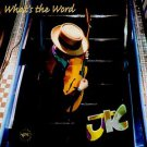 jk - what's the word CD 1998 polygram 13 tracks used mint