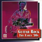 guitar rock the early '80s - various artists CD 1994 time life used mint