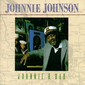 johnnie johnson - johnnie b. bad CD 1991 elektra 12 tracks used mint