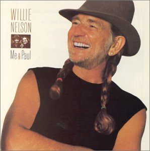 willie nelson - me & paul CD 1985 sony DCC 12 tracks used mint