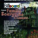 Billboard Presents Family Scarytime Classics - Memorable Songs From Film & TV CD 1996 kid rhino