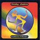 freaky chakra - lowdown motivator CD 1995 astralwerks 8 tracks used mint