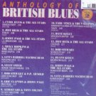 anthology of british blues volume 2 - various artists CD 1991 CSL 16 tracks used mint