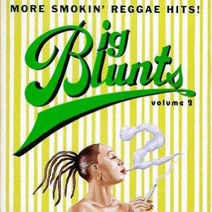 big blunts volume 2 - various artists CD 1996 tommy boy 14 tracks used mint