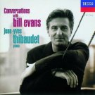 jean-yves thibaudet - conversations with bill evans CD 1997 decca used mint