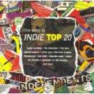 best of indie top 20 - various artists CD 1991 beechwood UK 22 tracks used mint