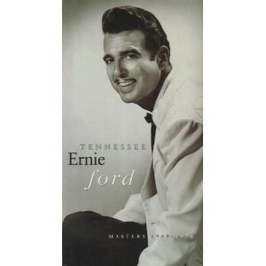 tennessee ernie ford - masters 1949 - 1976 CD 3-disc boxset 1994 liberty BMG Direct used