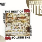 war - best of war CD 1987 avenue rhino BMG Direct new