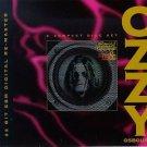 ozzy osbourne - live & loud CD 2-disc box 1993 epic used mint