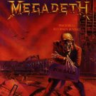 megadeth - peace sells but who's buying CD 1986 capitol 8 tracks used mint