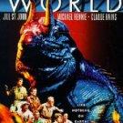 the lost world - jill st. john + michael rennie VHS 1998 20th century fox used