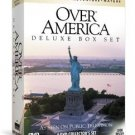 over america DVD 4-disc boxset 1995 topics entertainment used mint