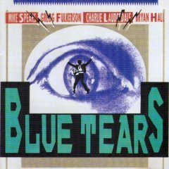 blue tears - blue tears CD 1990 MCA 10 tracks used mint