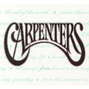 carpenters - from the top CD 4-disc boxset 1991 A&M used
