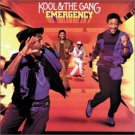 kool & the gang - emergency CD 1983 polygram 7 tracks used mint