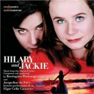 hilary and jackie - music from the motion picture CD 1998 sony used mint