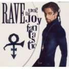 prince - rave un2 the joy fantastic CD 1999 arista 18 tracks used