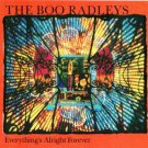 boo radleys - everything's alright forever CD 1992 sony 14 tracks used