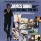 james bond 13 original themes - various artists CD 1983 liberty used mint