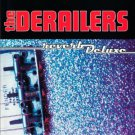 derailers - reverb deluxe CD 1997 sire watermelon 14 tracks used mint